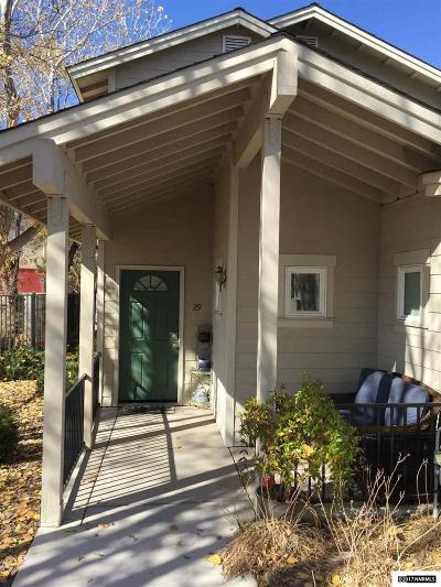 Minden Condo/Townhouse Active/Pending-Loan: 1678 N Hwy 395 #29