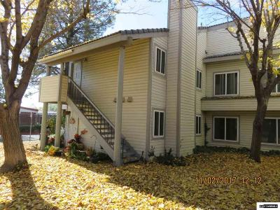 Sparks Condo/Townhouse Active/Pending-Short Sale: 2125 Roundhouse Rd.