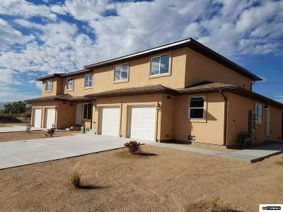 Fernley Multi Family Home For Sale: 840 Sunny Lane #A, B, C,