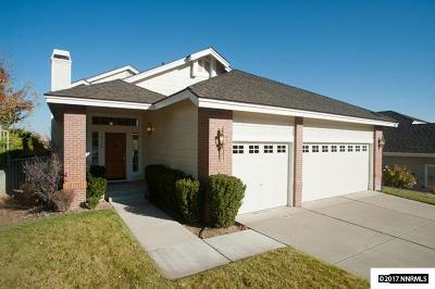 Reno, Sparks, Carson City, Gardnerville Single Family Home Active/Pending-Loan: 6132 Carriage House Way