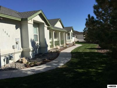 Fernley NV Single Family Home For Sale: $385,000