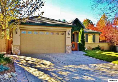 Reno, Sparks, Carson City, Gardnerville Single Family Home For Sale: 3037 Banestone