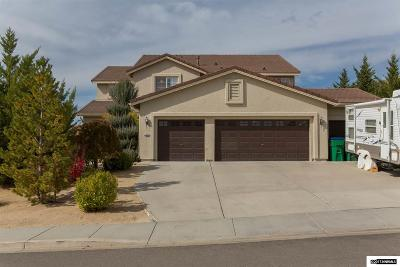 Reno, Sparks, Carson City, Gardnerville Single Family Home For Sale: 2825 Sandestin Drive
