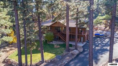 Washoe County Single Family Home For Sale: 150 Piney Creek