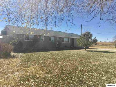 Fallon Single Family Home Active/Pending-Loan: 945 Wade Lane