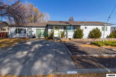 Carson City County Multi Family Home Active/Pending-Call: 206 W Park St