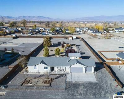 Fernley NV Single Family Home For Sale: $364,900