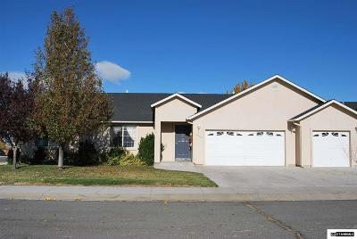 Fernley Single Family Home For Sale: 1800 Randy Court