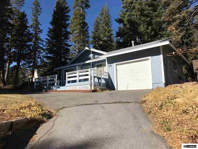 Incline Village Single Family Home Price Reduced: 208 Nadine Court