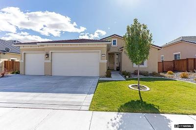 Reno, Sparks, Carson City, Gardnerville Single Family Home For Sale: 2411 Strozzi Ct