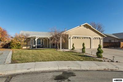 Sparks Single Family Home Active/Pending-Loan: 34 Longspur