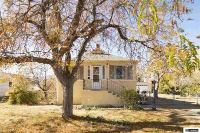 Yerington Single Family Home Active/Pending-Loan: 217 S California St