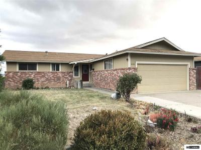 Washoe County Single Family Home For Sale: 3210 Coronado Way