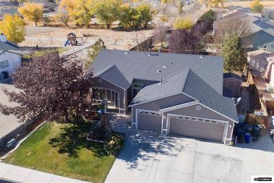 Fernley NV Single Family Home For Sale: $269,900