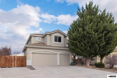 Washoe County Single Family Home For Sale: 5598 Spandrell Circle