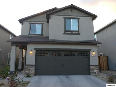 Washoe County Single Family Home For Sale: 1849 Star Bright