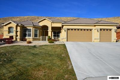Reno, Sparks, Carson City, Gardnerville Single Family Home Price Reduced: 7500 Rough Rock Dr