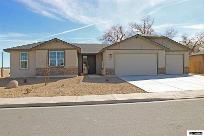 Fernley Single Family Home Back On Market: 953 Brigit Circle