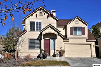 Sparks Single Family Home Active/Pending-Loan: 3451 Niblick Dr.