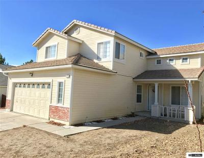 Washoe County Single Family Home For Sale: 3275 Fairlands Dr.