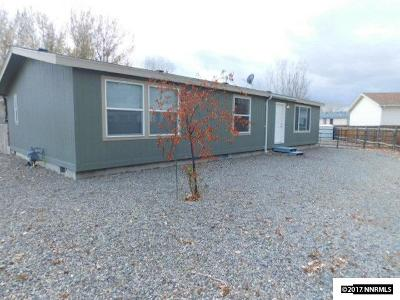Winnemucca Manufactured Home Active/Pending-Call: 4180 Bonanza Circle
