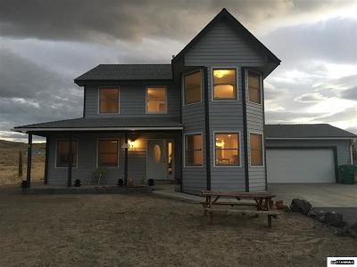Fernley Single Family Home For Sale: 20 Simons Rd Par 3