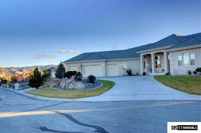 Reno, Sparks, Carson City, Gardnerville Single Family Home For Sale: 358 Wolf Run Court