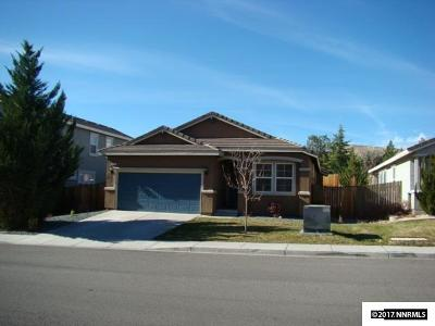 Washoe County Single Family Home For Sale: 1325 Grand Summit