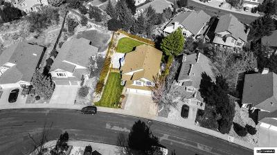 Washoe County Single Family Home Active/Pending-Loan: 6635 Broadridge Ct.