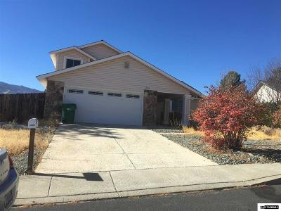Washoe County Single Family Home For Sale: 1545 Havencrest Drive