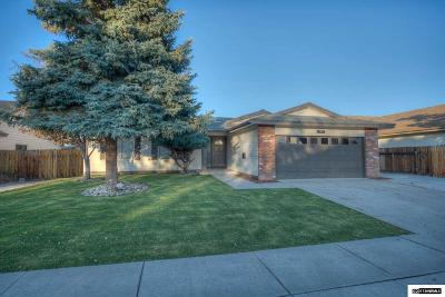 Sparks Single Family Home Active/Pending-Loan: 2033 Blossom View Dr