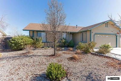 Single Family Home Active/Pending-Loan: 2280 Rockin Robin Drive