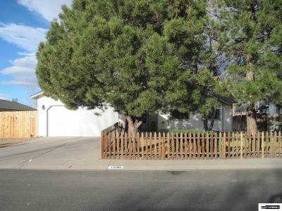 Gardnerville Single Family Home Active/Pending-Loan: 1336 Victoria