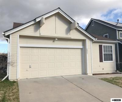 Washoe County Single Family Home For Sale: 1921 Mountain Vista