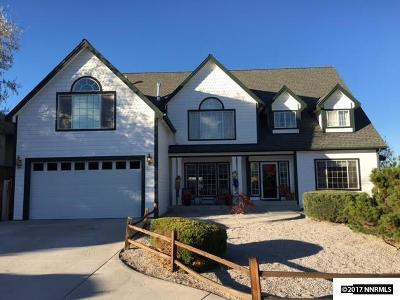 Reno, Sparks, Carson City, Gardnerville Single Family Home For Sale: 3655 Royer Ct