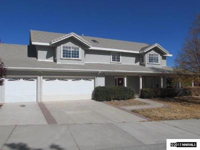 Carson City Single Family Home Active/Pending-Call: 1992 Desert Peach Dr.