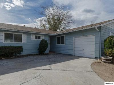 Sparks Single Family Home Price Reduced: 2145 Pauline Ave