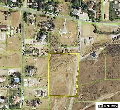 Reno Residential Lots & Land For Sale: Gildesgard Ranch Road