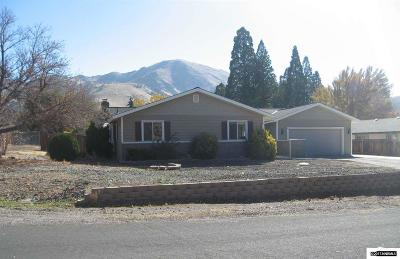 Single Family Home For Sale: 5800 Blue Hills