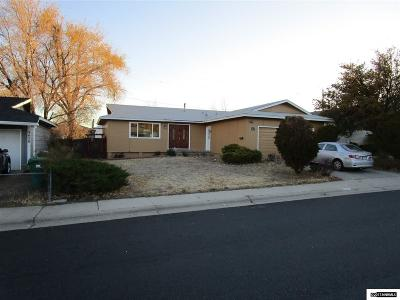 Washoe County Single Family Home For Sale: 3450 Pierremont