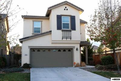 Sparks Single Family Home Active/Pending-Loan: 7061 Sacred Circle