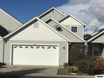 Minden Condo/Townhouse For Sale: 1043 Aspen Grove Circle