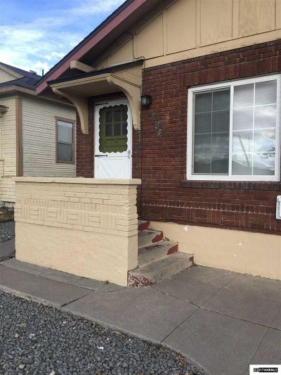 Reno Rental For Rent: 806 Holcomb