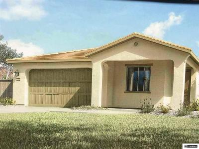 Washoe County Single Family Home Active/Pending-Call: 10110 Culiacan Pass Trail