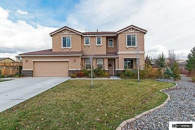 Sparks Single Family Home Active/Pending-Loan: 4151 Bootes Ct