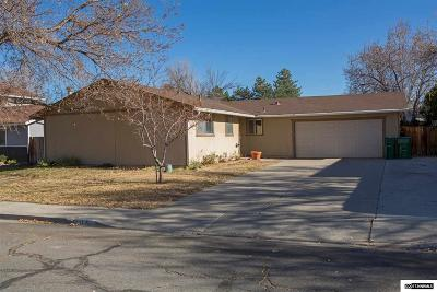 Sparks Single Family Home Active/Pending-Loan: 741 Glen Martin Dr.