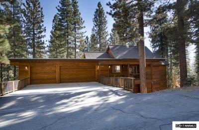 Incline Village Single Family Home For Sale: 559 Silvertip Drive