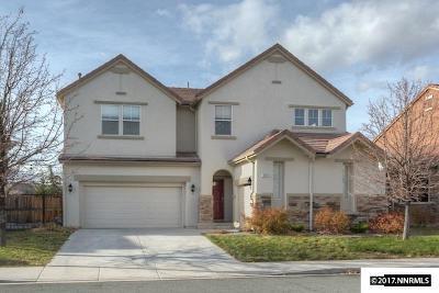 Washoe County Single Family Home For Sale: 2417 Hibernica Ln.