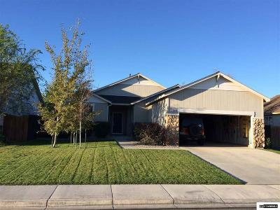 Fernley Single Family Home For Sale: 1194 Mountain Rose