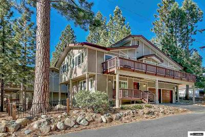 Incline Village Condo/Townhouse For Sale: 203 Robin